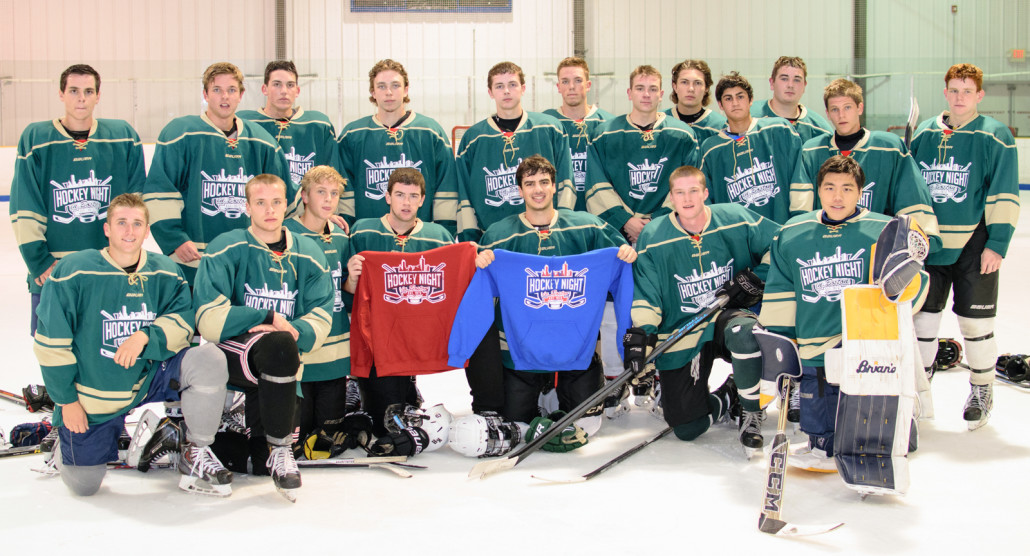 2015 Major Showcase Runnerups - Middlesex/Merrimack (coached by Bill Flanagan)