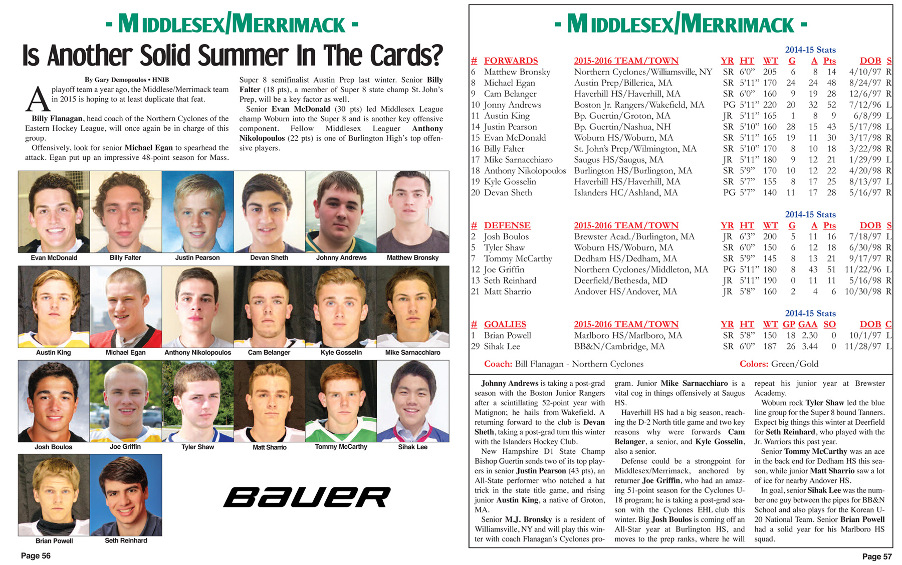 2015-Boys-Major-Showcase-summer-hockey-tournament-magazine